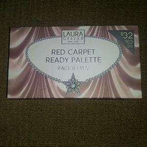 Laura Gellar Red Carpet Ready palette
